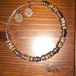 Alex and Ani Jewelry - Alex and Ani Love Trio in Rose Gold